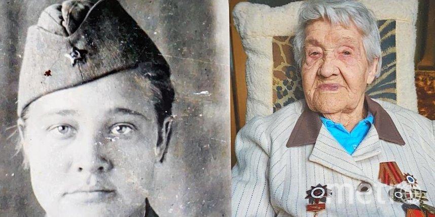 Евгений Нифантьев поздравил ветерана-медика с Днём Победы