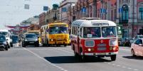 В Петербурге состоится крупнейший парад ретро-транспорта: когда и где его можно посмотреть