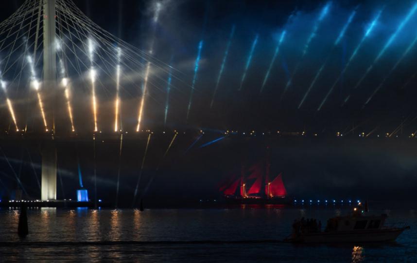 """""""Алые паруса"""" в 2021 году прошли в онлайн-формате. Фото Святослав Акимов"""