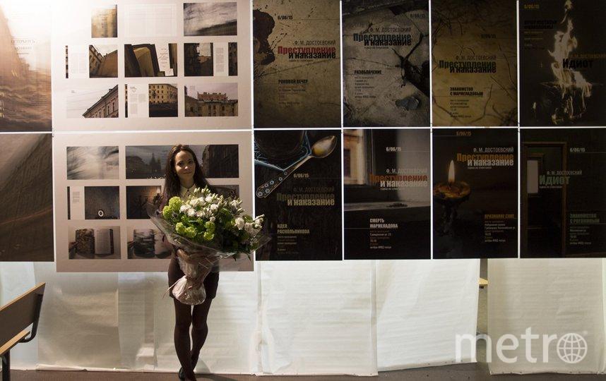 Анна Тихонова защитила диплом. Фото из личного архива