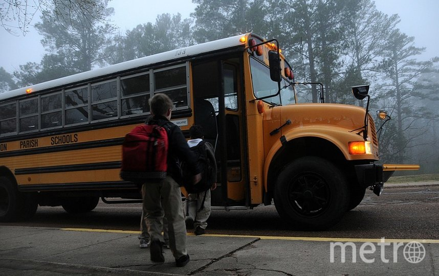 Как вести себя при вооруженном нападении на школу. Фото Pixabay