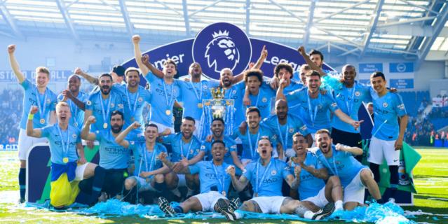 Это уже седьмая победа команды в чемпионате Англии.