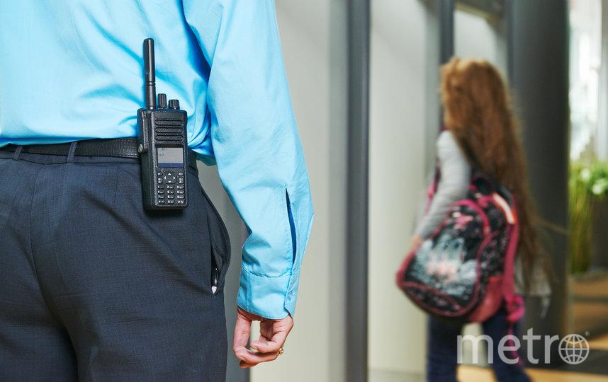 Вооружать школьную охрану - это не решиние проблемы, считает эксперт. Фото depositpfotos