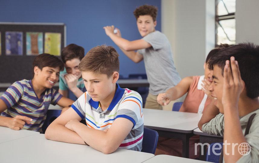 Данные показывают, что школьные стрелки, как правило, являются нынешними или бывшими учениками школы. Фото depositpfotos