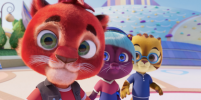 Самый «пушистый» мультсериал про котиков-супергероев стартует на IVI