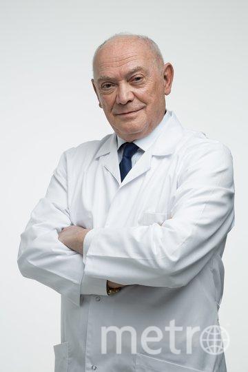 Доктор Румянцев. Фото Ольга Макарова
