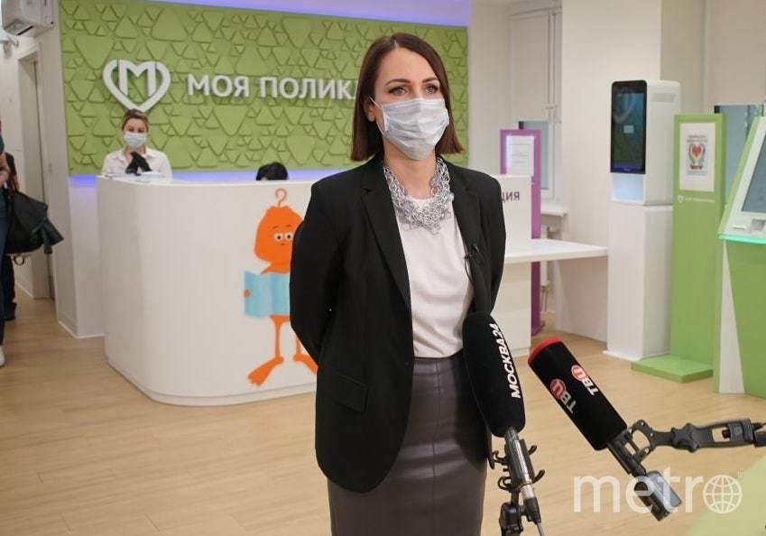 Татьяна Буцкая. Фото Екатерина Храмова