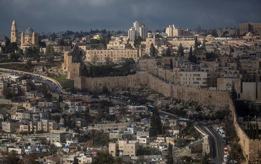 Из сектора Газа на Израиль было выпущено 1500 ракет. Фото Getty