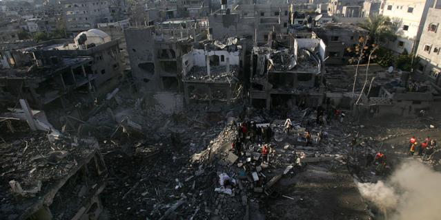 Из сектора Газа на Израиль было выпущено 1500 ракет.