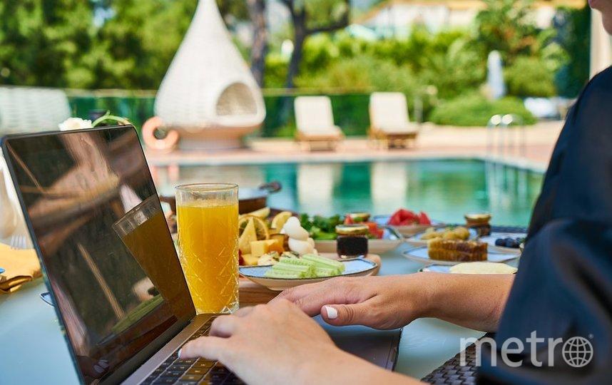 Фриланс позволяет работать из любой точки мира. Фото pixabay.com