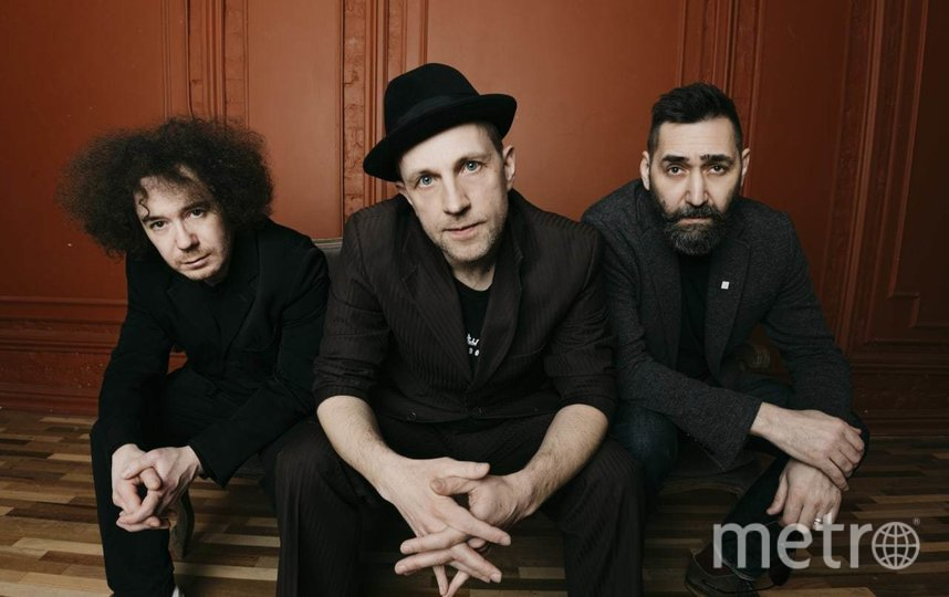 Группа Billy's Band.