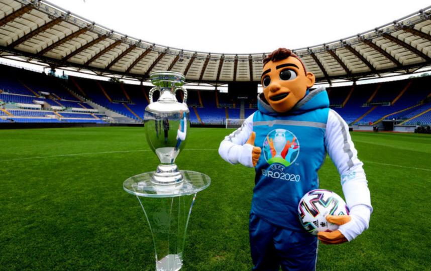 В Петербурге на матчах Евро-2020 планируют заполнять стадион на 75%. Фото Getty.