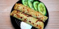 Вкусный завтрак. Как приготовить картофельные блинчики с сыром и зеленью