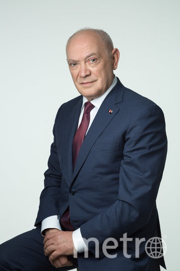Александр Румянцев. Фото Ольга Макарова