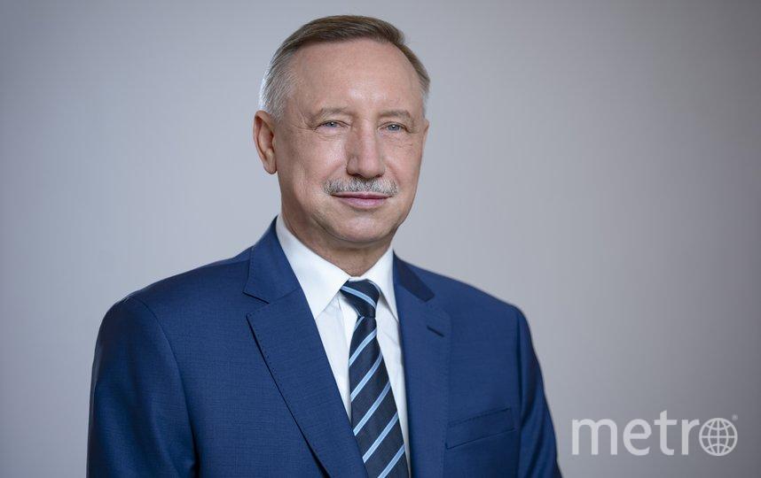 Губернатор Санкт-Петербурга Александр Беглов. Фото gov.spb.ru