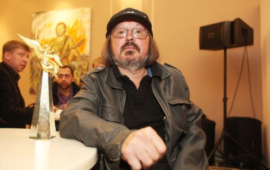 "Алексей Балабанов. Фото ""Metro"""
