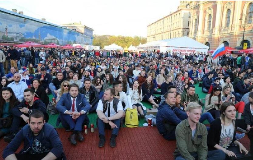 В Петербурге могут ограничить продажу алкоголя на время игр Евро-2020. Фото gov.spb.ru.