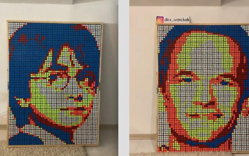 Гарри Поттер (слева) и Нил Патрик Харрис (справа). Фото Instagram: @alex_ivanchak