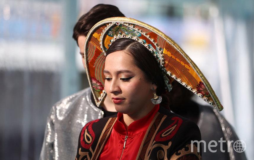 Певица Manizha (Манижа). Фото Getty