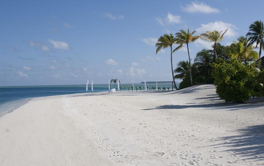 Мальдивам грозит исчезновение к концу века. Фото Pixabay.