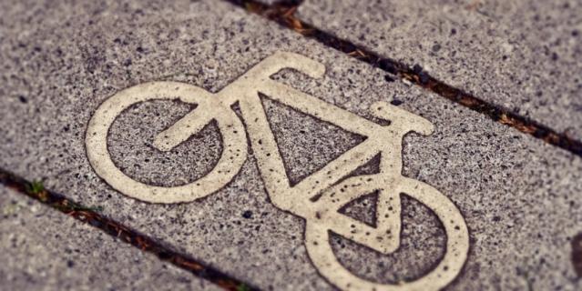 Велодорожки должны быть обозначены специальным дорожным знаком.