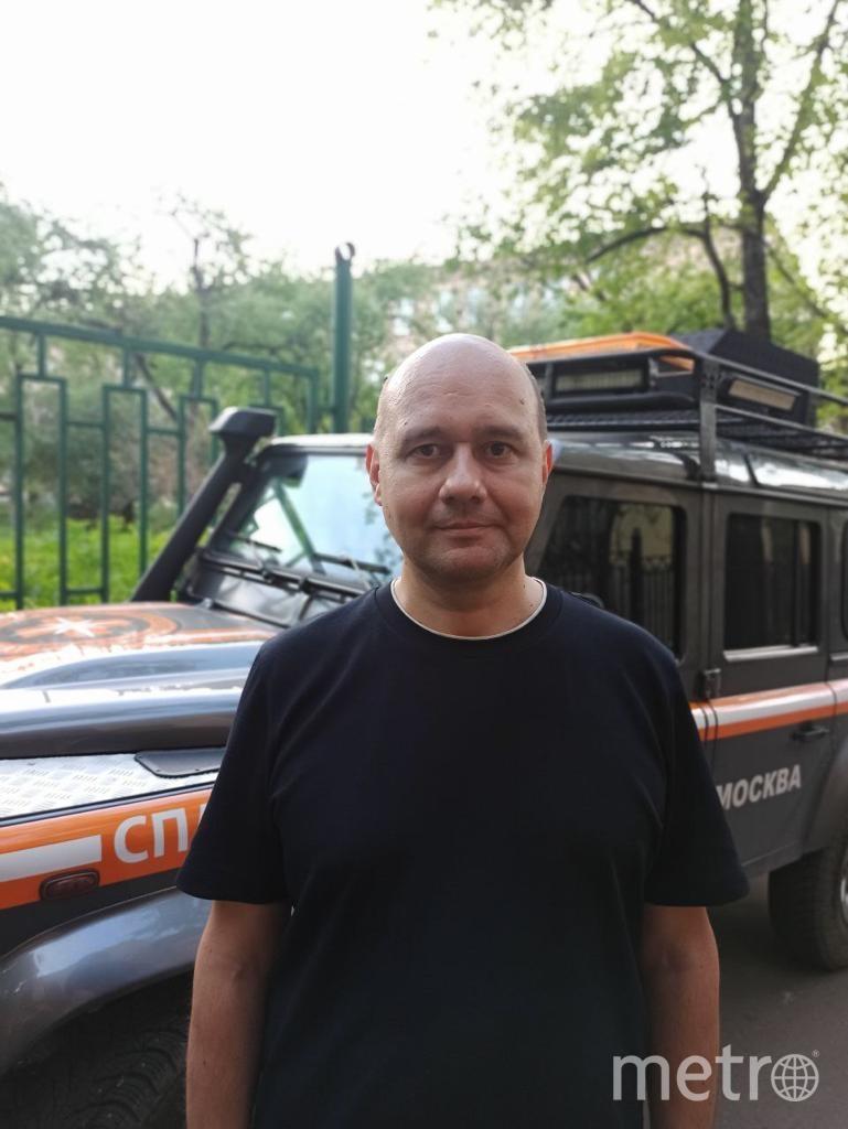 Олег Леонов. Фото из личного архива Олега Леонова