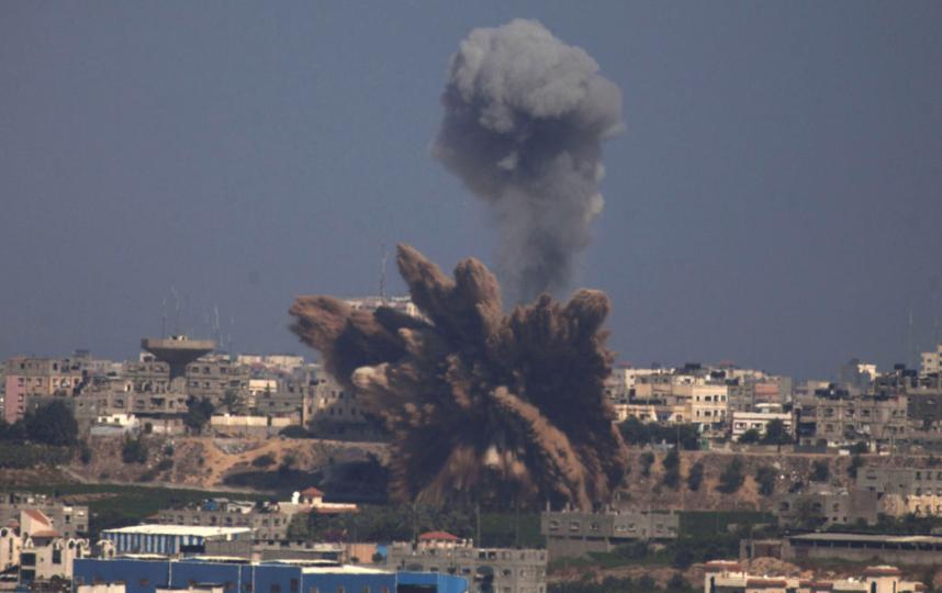 Конфликт между Палестиной и Израилем вновь обострился 10 мая 2021. Фото Getty