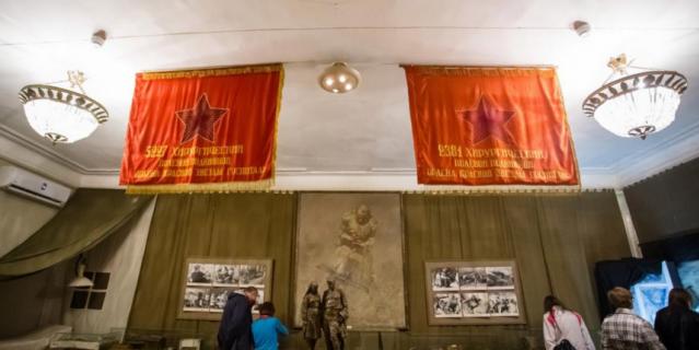 Военно-медицинский музей.