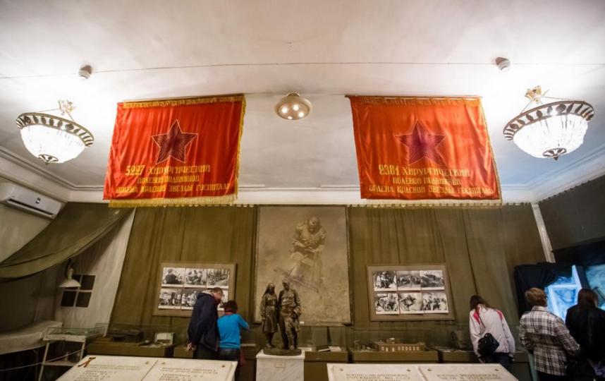 Военно-медицинский музей. Фото http://www.artnight.ru/program/voenno-medicinskiy-muzey/program-21