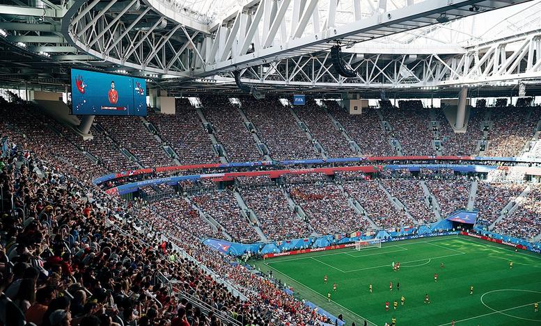 Болельщики смогут въехать в Россию без визы до 12 июня 2021. Фото Асхат Бардынов, https://vk.com/euro2020spb, vk.com