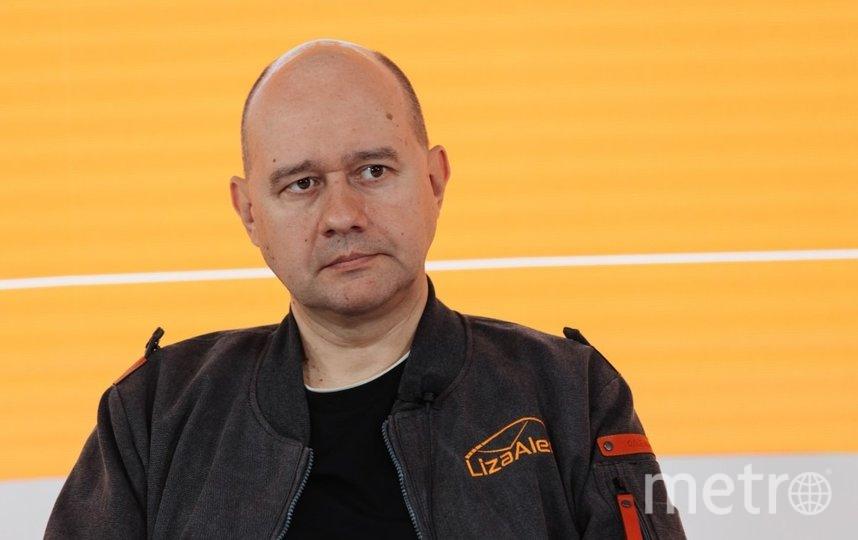 Леонов. Фото Пресс-служба ОНФ