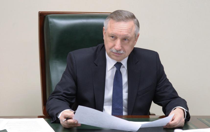 Александр Беглов. Фото https://www.gov.spb.ru/governor/fotogalereya/