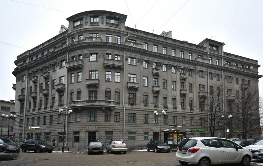 Каменноостровский пр., 39. Фото vk.com