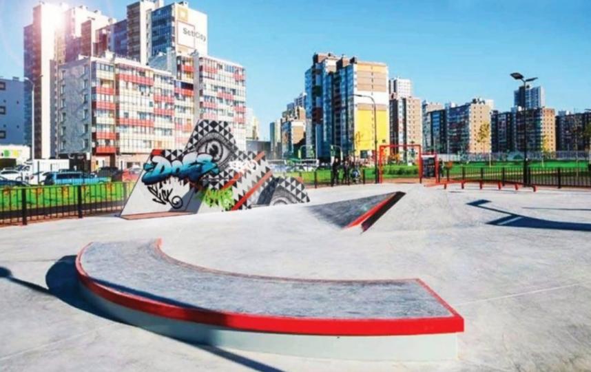 Художники оценили первую стену для граффити в Петербурге. Фото gov.spb.ru.