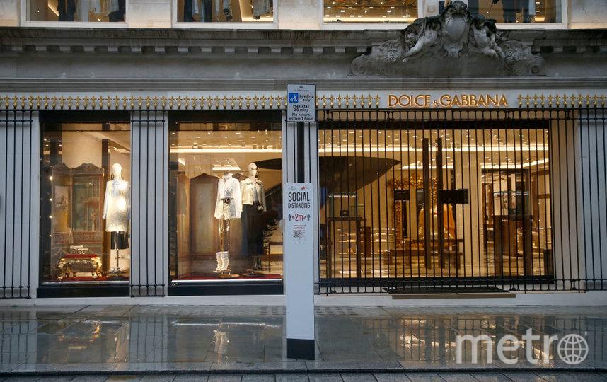 Магазин бренда. Фото Getty