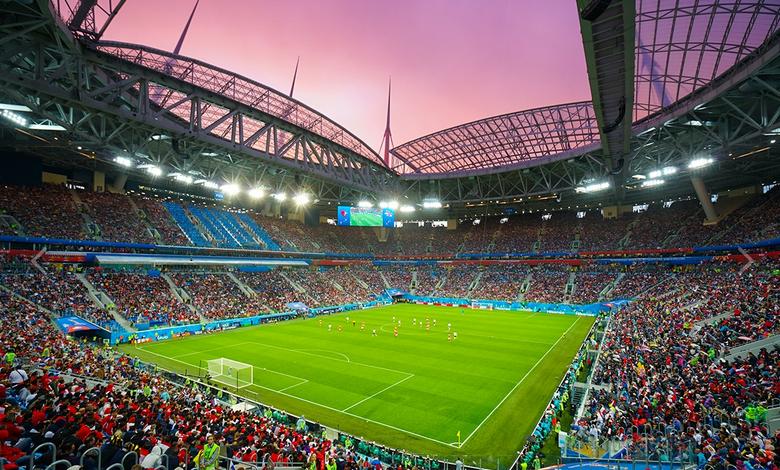 "Стадион ""Санкт-Петербург"". Фото Асхат Бардынов, https://vk.com/euro2020spb, vk.com"