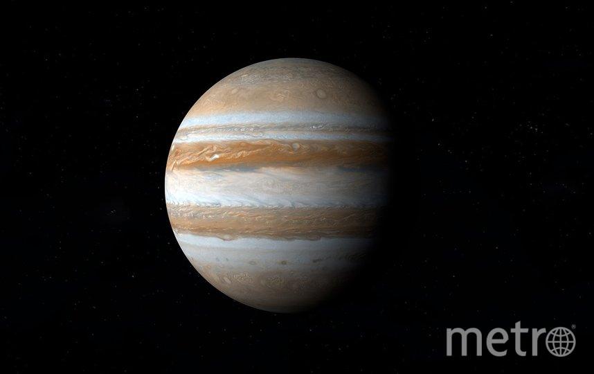 Юпитер. Фото pixabay.com