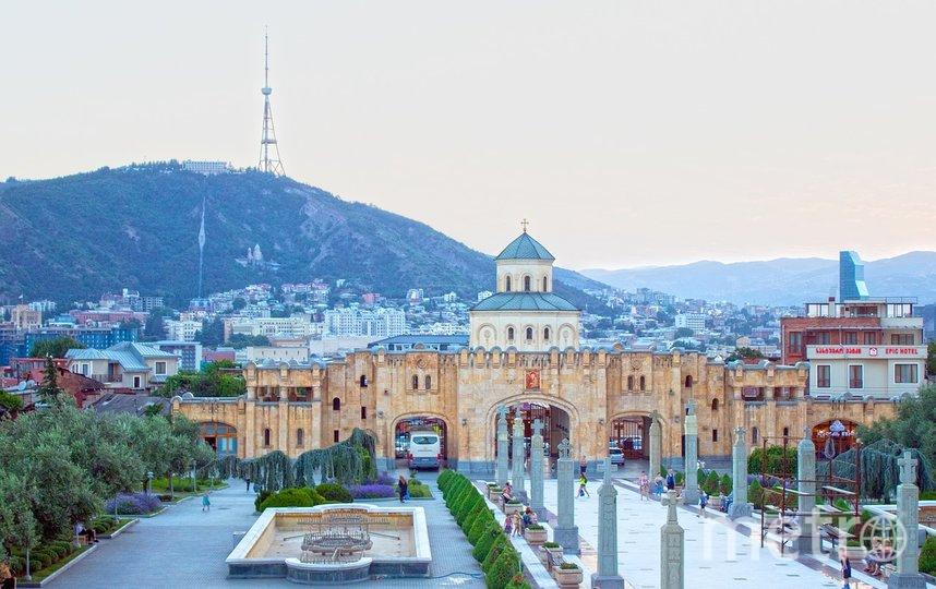 Грузия, Тбилиси. Фото pixabay.com