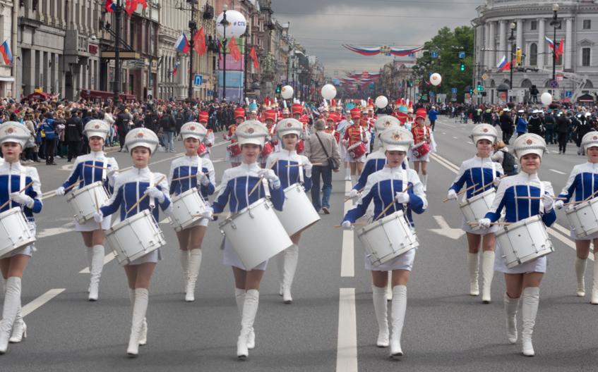 "27 мая Петербург отпразднует свое отпразднует 318-летие. Фото Святослав Акимов., ""Metro"""