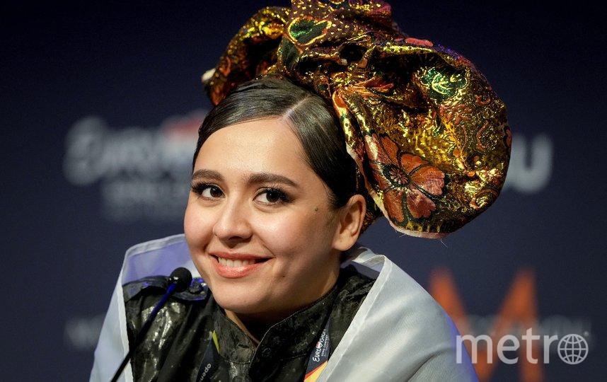 """Манижа поедет на фестиваль """"Дикая мята"""". Фото AFP"""