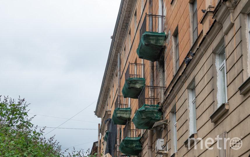 """На демонтаж конструкций потратят 3,6 миллионов. Фото Святослав Акимов, """"Metro"""""""