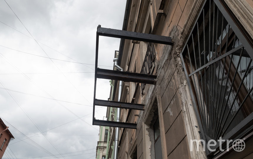 """Внеплановая проверка привела к демонтажу. Фото Святослав Акимов, """"Metro"""""""