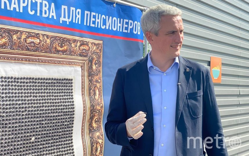 Евгений Нифантьев. Фото Галина Бродская