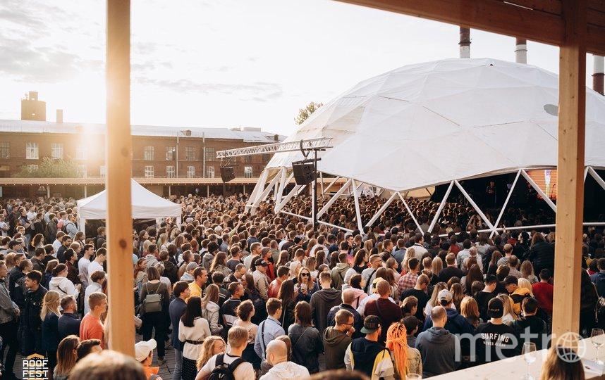 В этом году ROOF FEST пройдет в Петербурге уже десятый раз. Фото Предоставлено организаторами