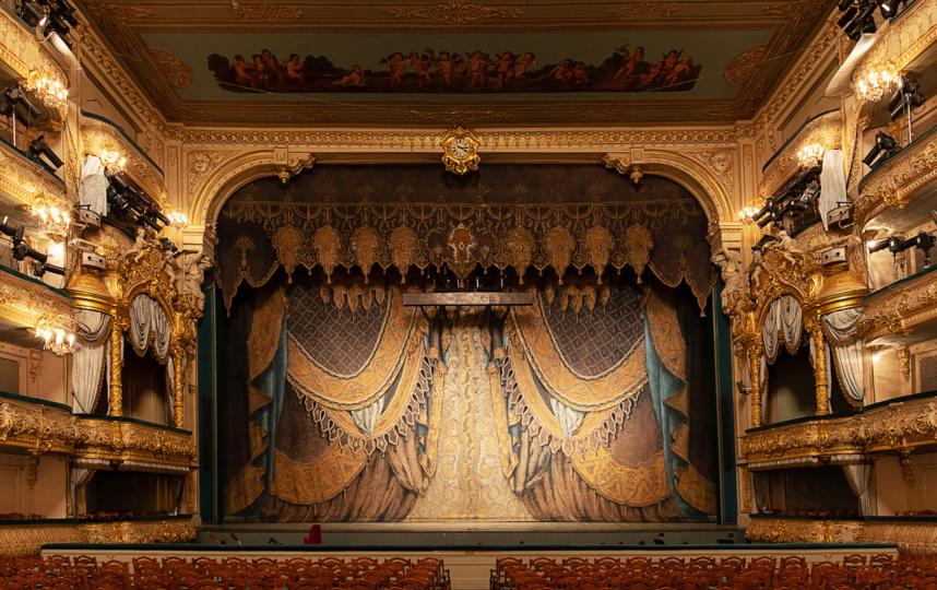 Мариинский театр. Фото Виталий Коликов, Предоставлено организаторами