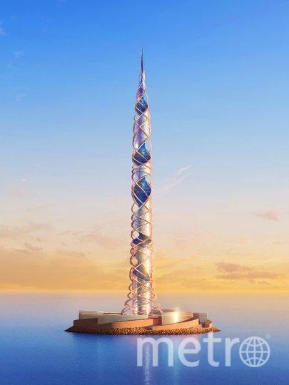 Петербург увидят с высоты 590 метров