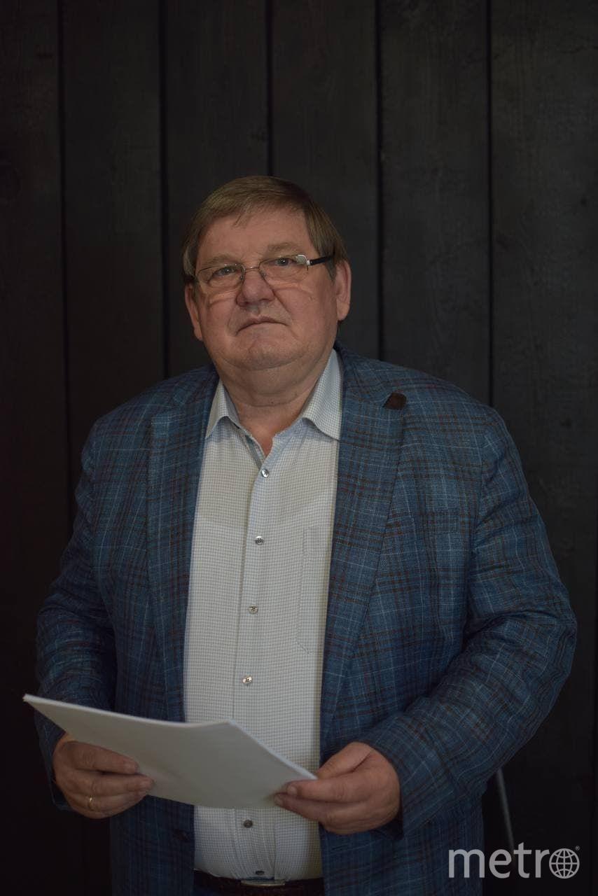 Виктор Клыша.