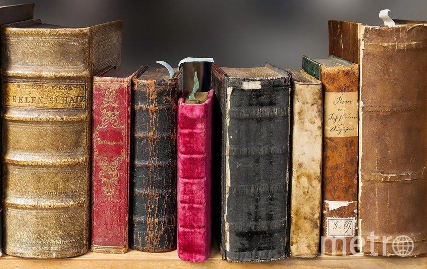 Библиотеки в почёте. Фото pixabay