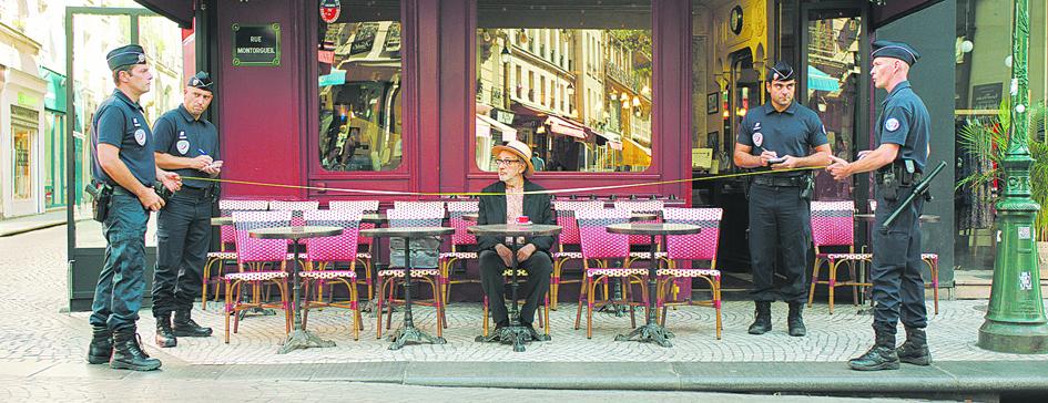 """Кадр из фильма """"Должно быть, это рай"""". Фото Предоставлено организаторами"""
