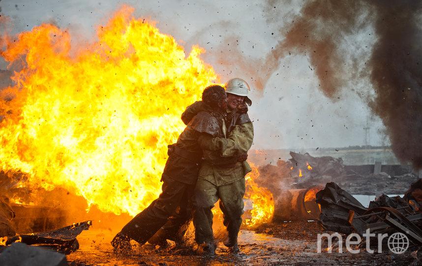 Фильм Данилы Козловского «Чернобыль» (12+).